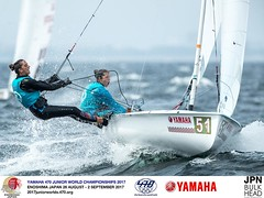 2017 470 Junior Worlds, Enoshima, Japan