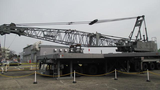 かく座(擱座)機収容器材 IMG_0918