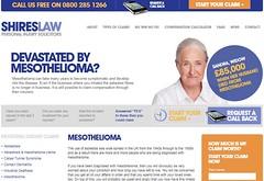 Mesothelioma - Shires Law