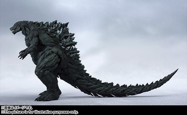 【商品全貌公開】生態系頂點的究極存在!S.H.MonsterArts《GODZILLA 怪獸惑星》哥吉拉(ゴジラ)2017 -初回生產限定版-