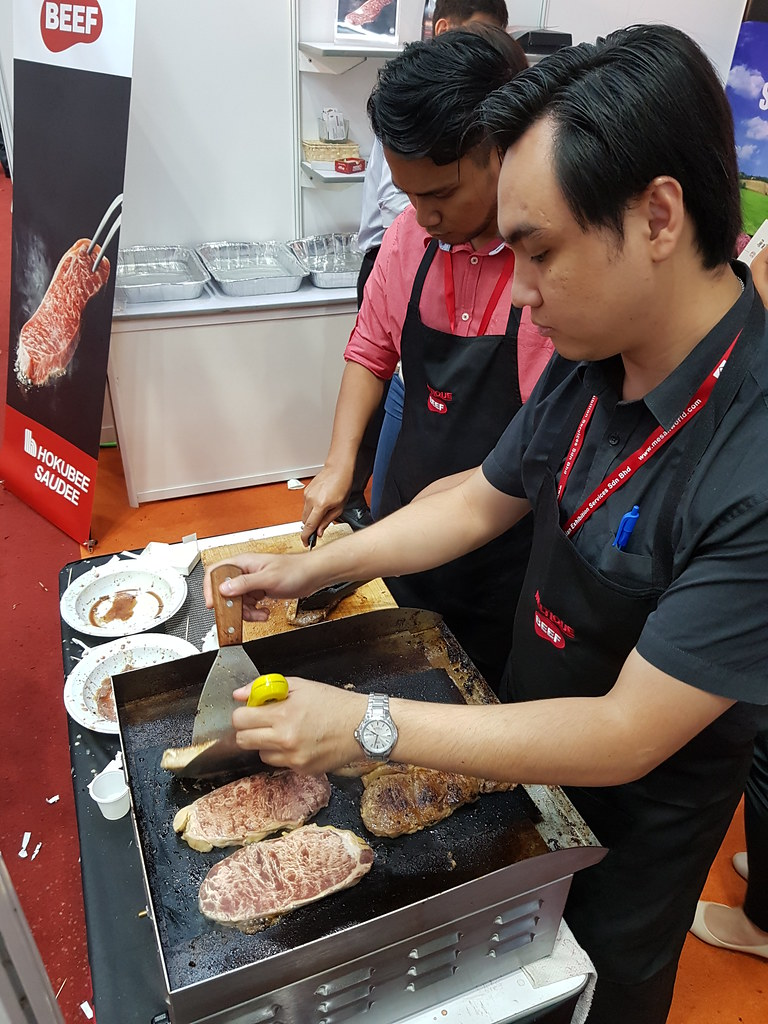 Japanese Beef @ FHM2017 KLCC