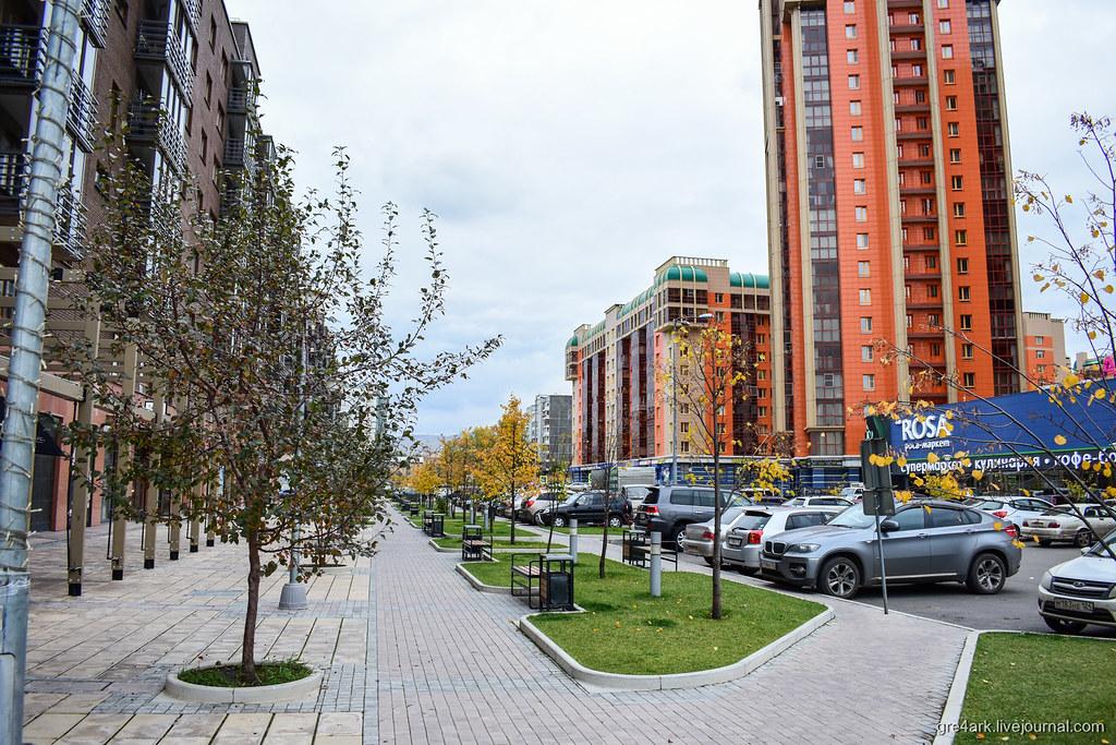 Хороший новый район в центре России