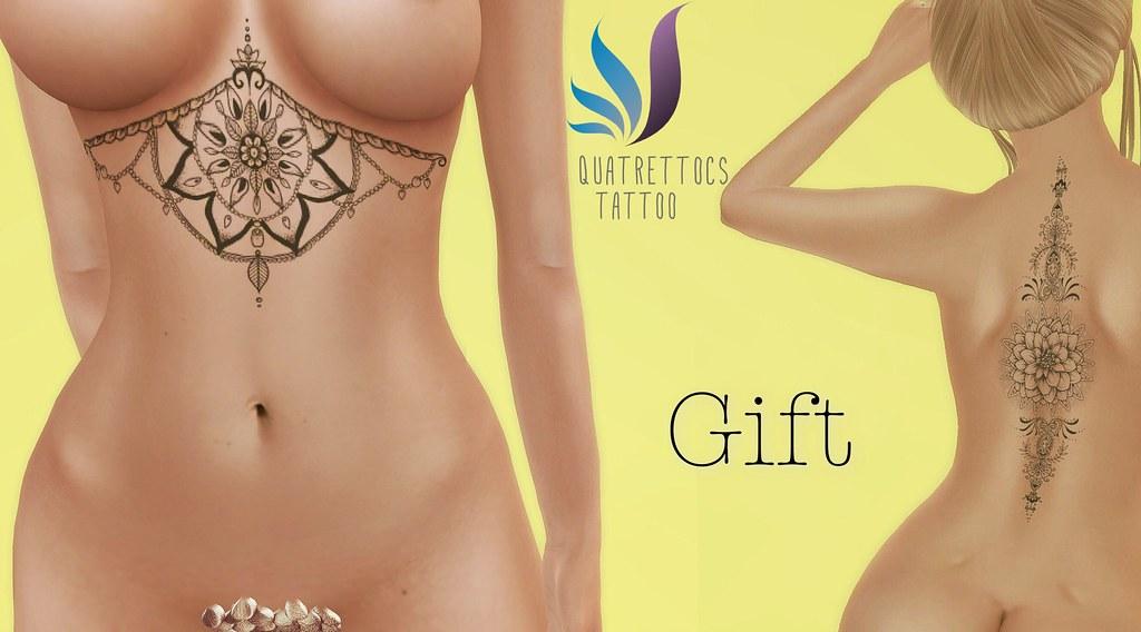 QuatreTTocs October Gift - TeleportHub.com Live!