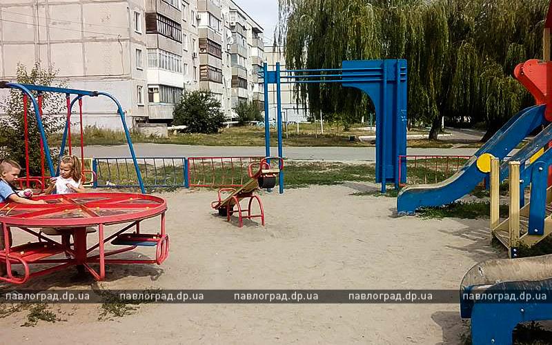 детская площадка-51