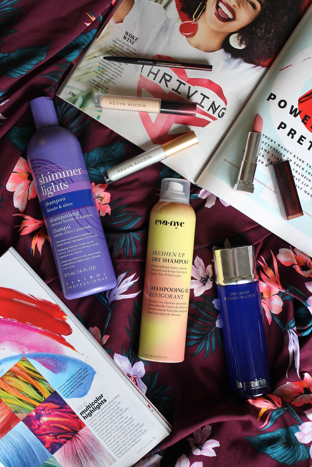 The Beauty Products I Couldn't Live Without This Month | August 2017 Beauty Essentials
