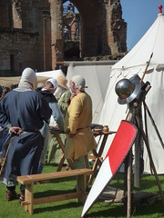 Clash of Knights at Kenilworth Castle