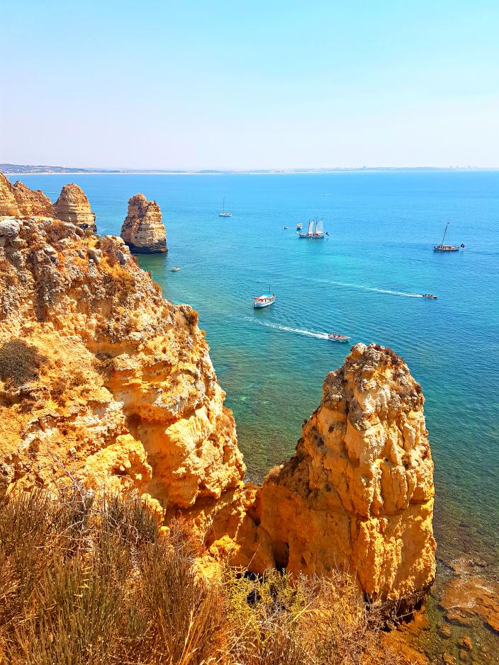 Ponta da Piedade Algarve, Portugal (001b)