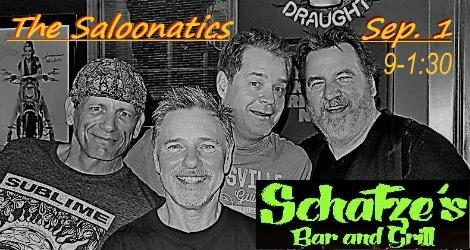 Saloonatics 9-1-17