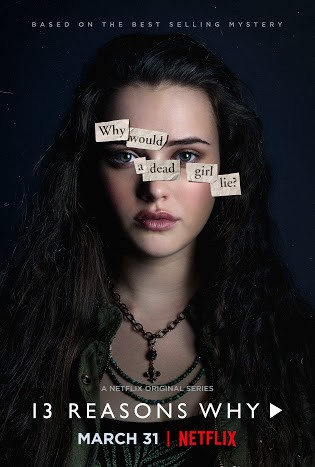 13 Reasons Why - Poster 1