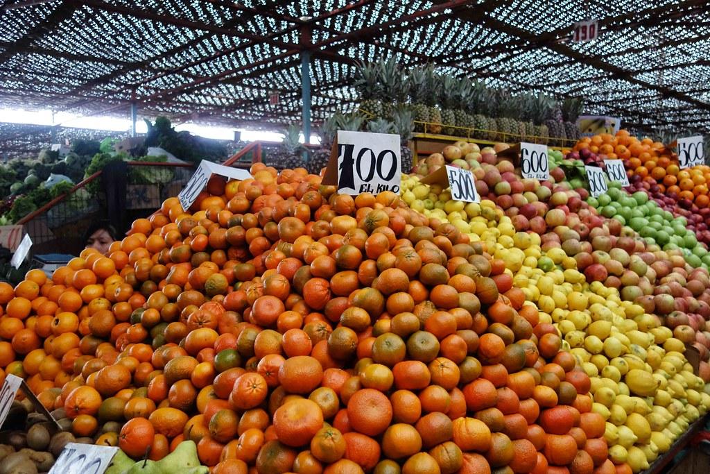 Arica - Mercado - Fruits