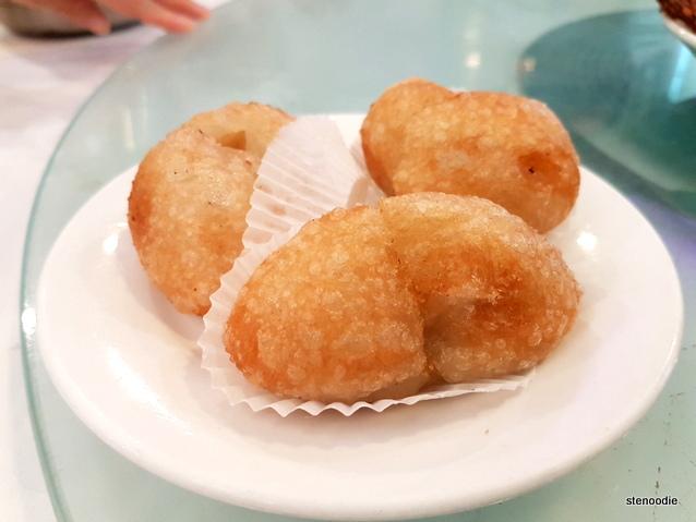 Deep Fried Dumpling with Shrimp & Pork