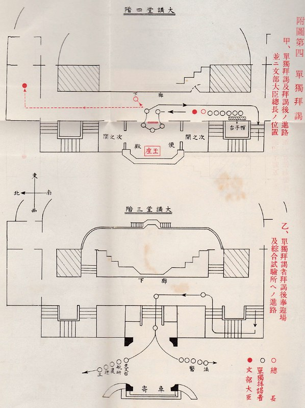 昭和天皇東京帝国大学行幸 (38)
