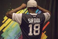 Sir Didi! Didi Gregorius shows off his #PlayersWeekend swag.