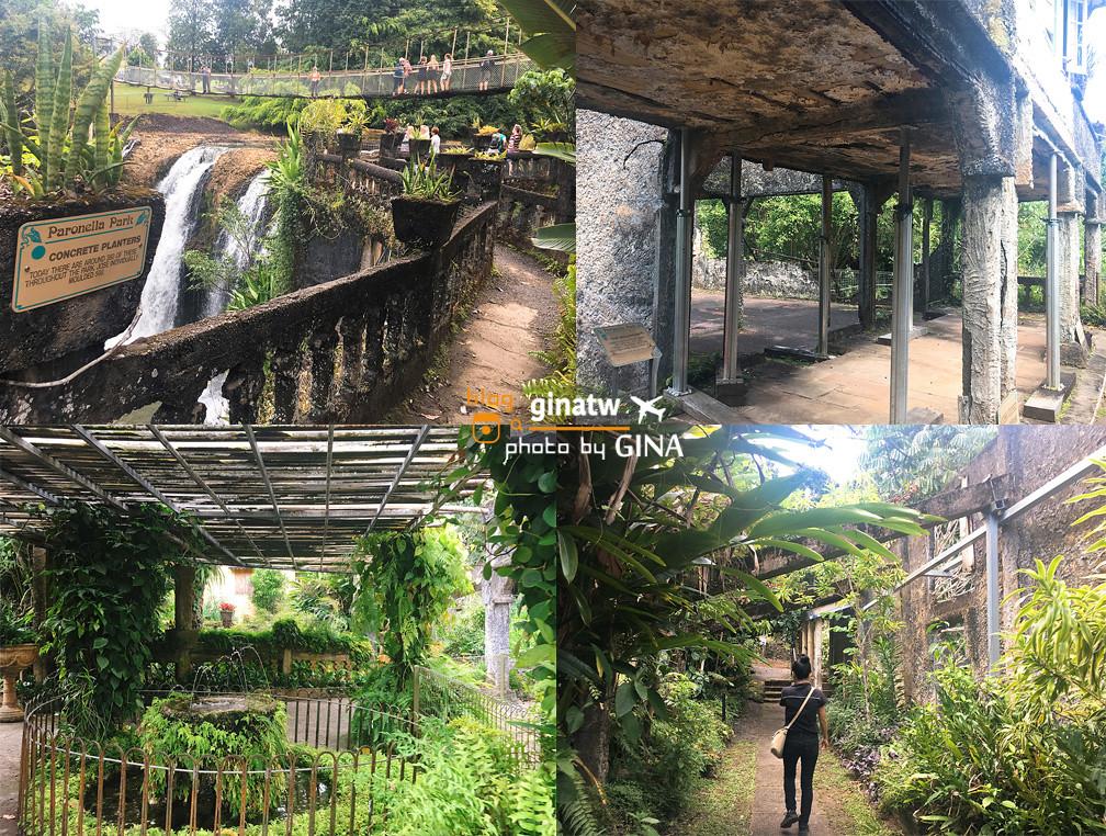 【凱恩斯景點】澳洲雨林古堡|帕羅尼拉公園(Paronella Park)宮駿駿|天空之城的靈感來源.西班牙風情|在澳洲夢想成真的故事 @GINA環球旅行生活