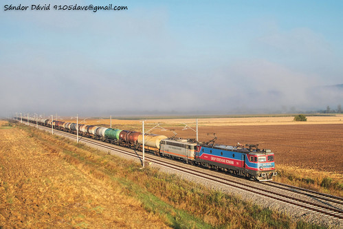 gfr grampet cargo brazi sighisoara romania güterzug freight train morning foggy