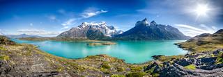 Mirador Cuernos, Torres del Paine National Park