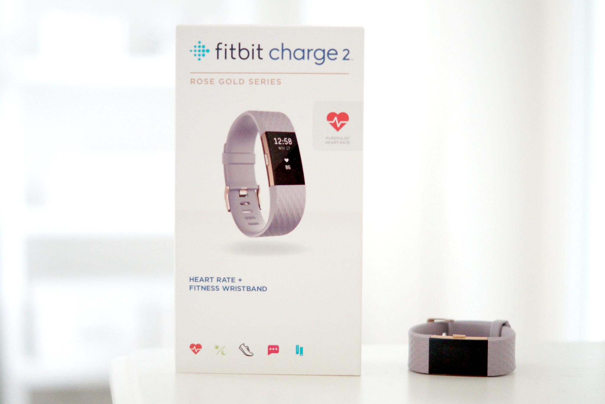 Fitbit charge 2 – aktiivisuusranneke