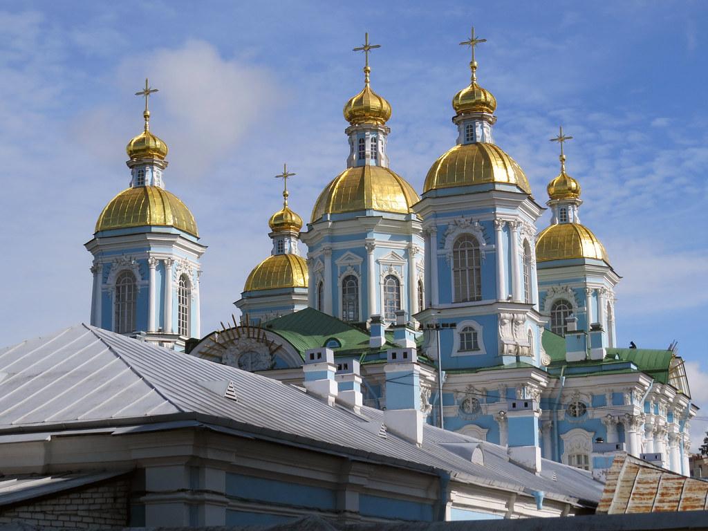 Морской Богоявленский собор Святого Николая Чудотворца