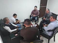 Sesión de trabajo con funcionarios de MIDUVI y Ecuador Estratégico
