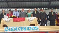 Espacio cívico se vivió en Unidad Educativa Magaly Masson