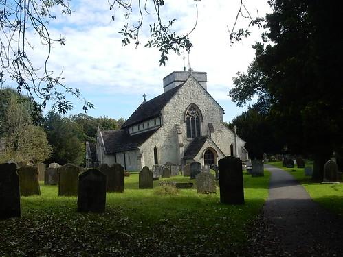 Betchworth church