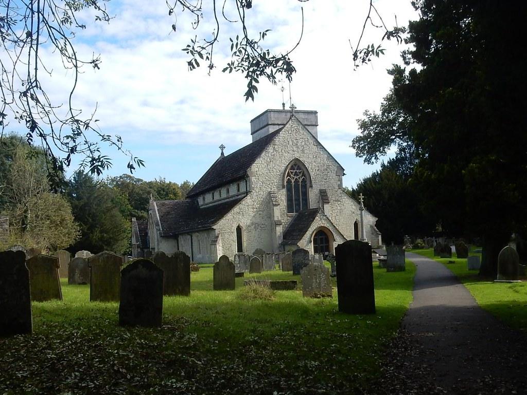 Betchworth church Dorking to Reigate