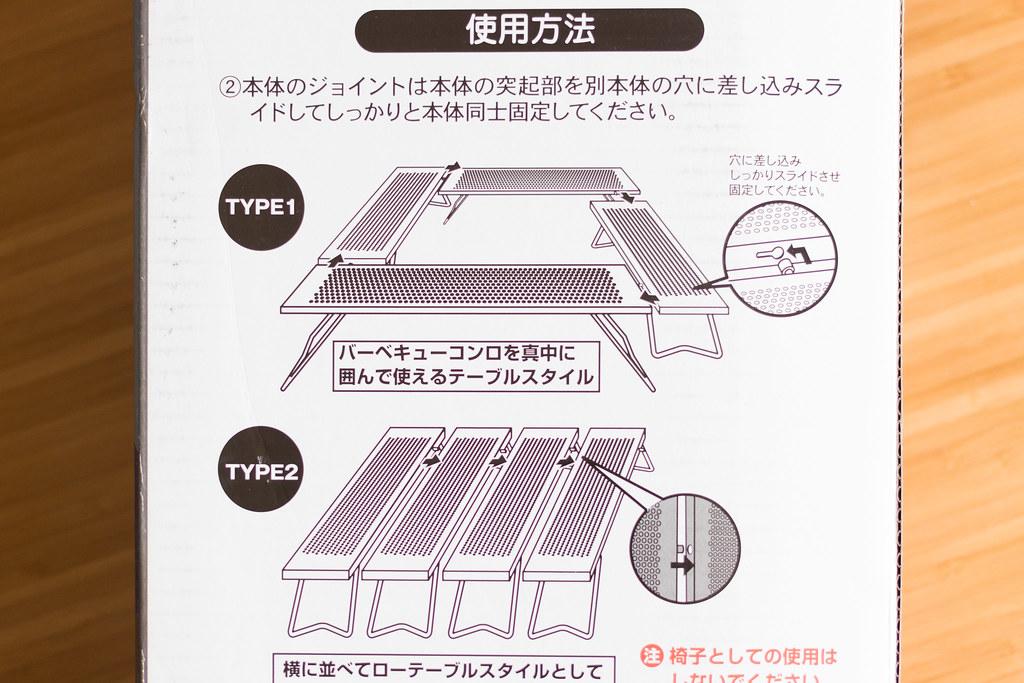 マルチファイアテーブルの使用方法