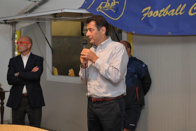 RPFC incontra il movimento - 12/09/17 (Foto Andrea Sicuri)