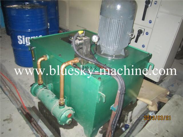 hydraulic pneumatic system