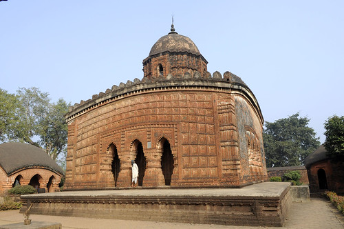 bishnupur madanmohan brique inde india bengale religion hindu hindou temple cinéma hinduism hindouïsme