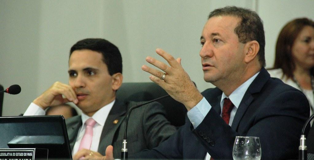 Alepa aprova lei que prevê construção de casas para PMs e bombeiros, Alepa, Márcio Miranda