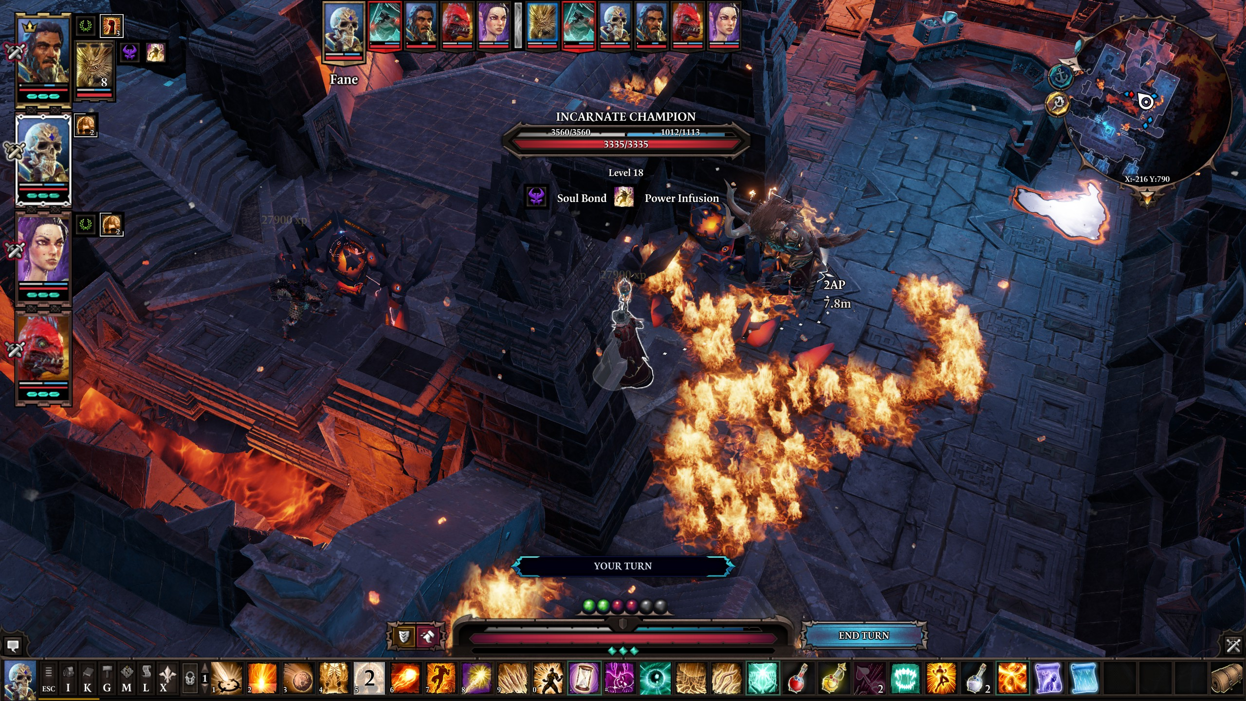 Divinity: Original Sin 2 - Metagaming Thread | rpgcodex
