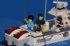 Gone fishing (268/365)