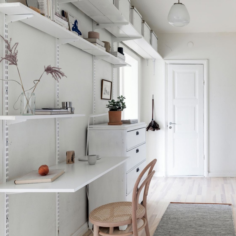 A Light Filled Fresh Scandinavian Home Pinterest Decor Trends 2018