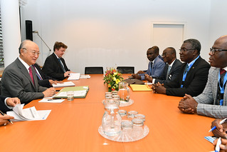 Bilateral Meeting with Ghana (01116476)