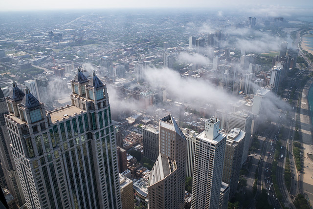 Chicago: Above the Clouds