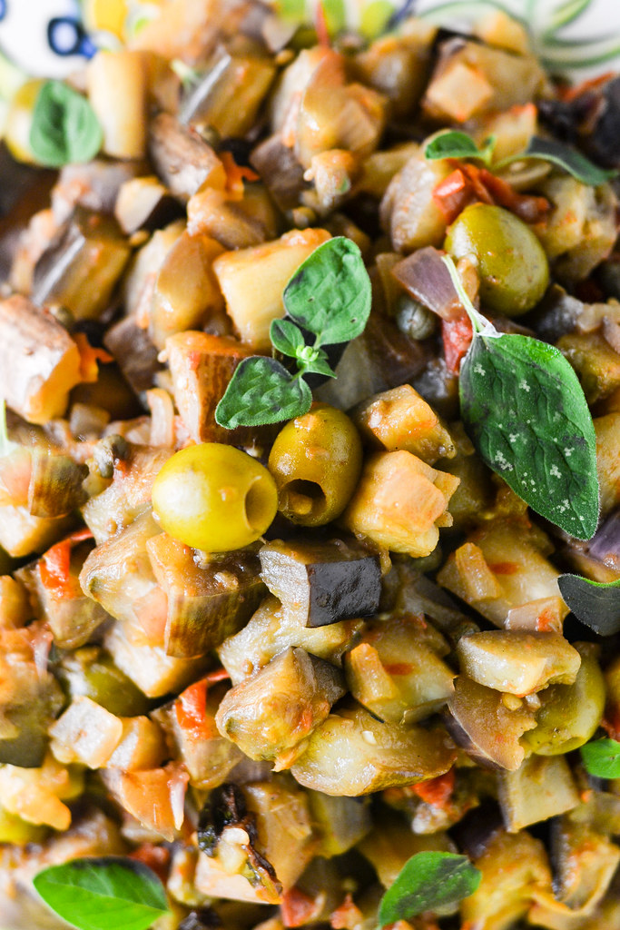 Caponata | Things I Made Today