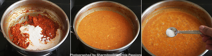 How to make capsicum gravy recipe - Step1
