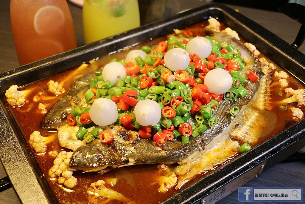 水貨/新北中和/炭火烤魚023