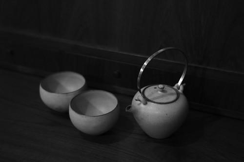 tea utensils