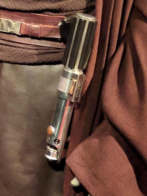 Anakin Sabre Closeup