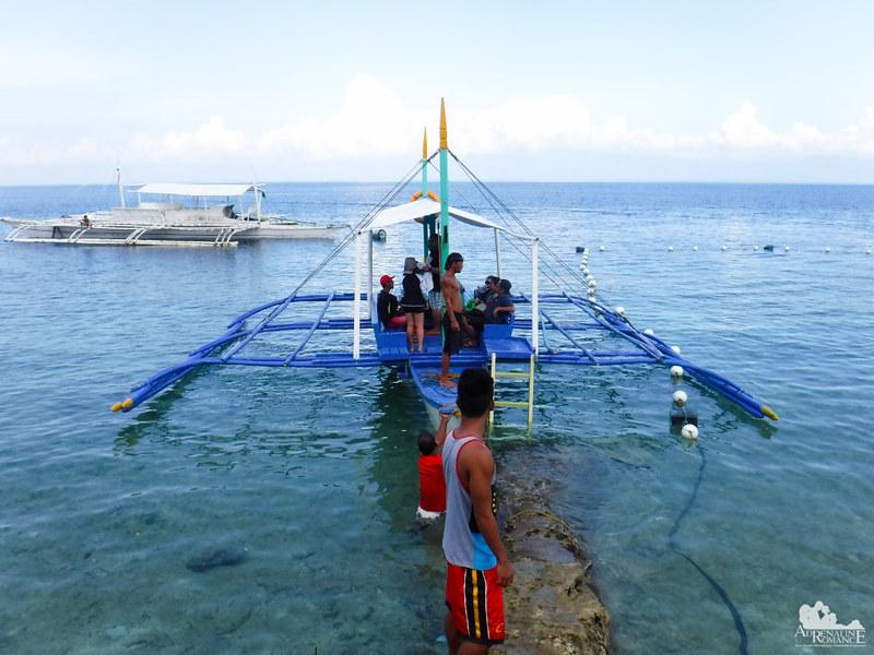 Pump Boat