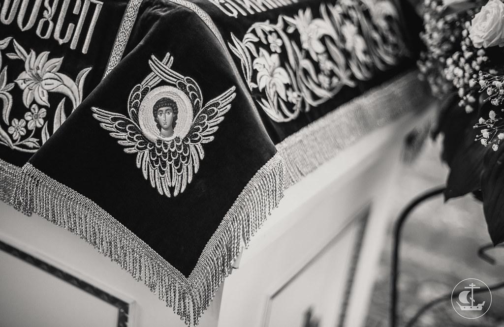 27 августа 2017, Всенощное накануне Успения Пресвятой Богородицы / 27 August 2017, The Vigil on the eve of the Dormition of the Theotokos