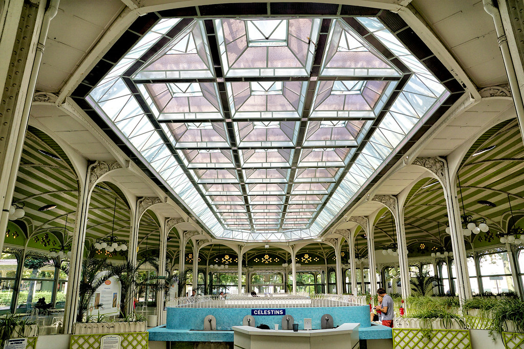 Hall des sources - Vichy