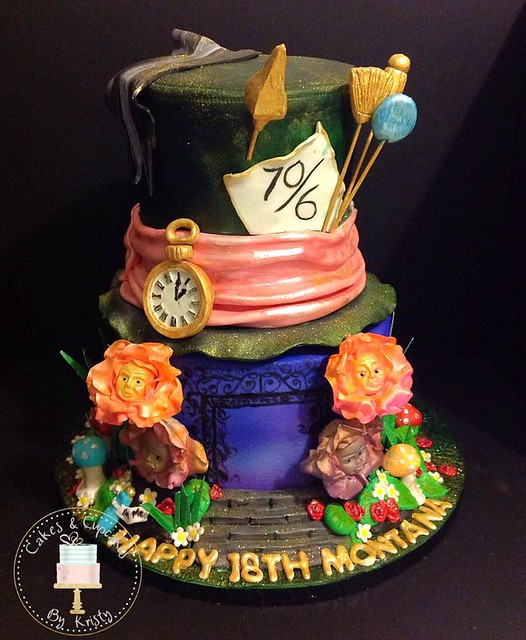 Cake from Cakes & Cupcakes by Kristy