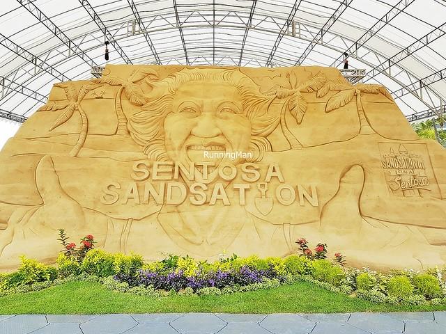 Sentosa Sandsation 2017