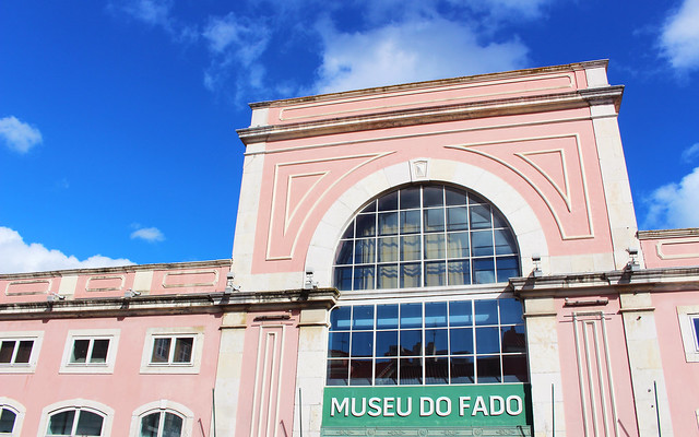 Museu do fado lisboa