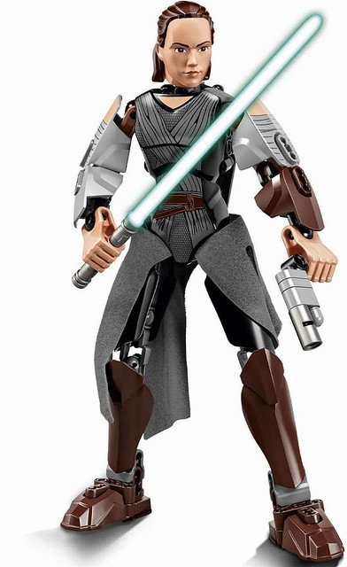 「新增官圖&販售資訊」超可愛的UCS BB-8 模型登場!還有「史諾克」人偶?!LEGO 星際大戰系列《星際大戰八部曲:最後的絕地武士》首波盒組!!