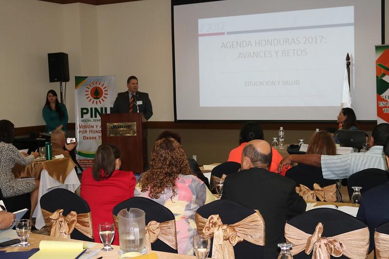 PINU Agenda Honduras 2017