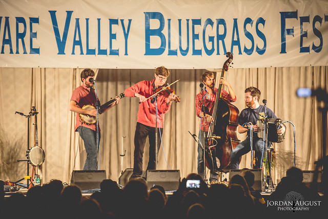 Charm City Junction at Delaware Valley Bluegrass Festival 9/2/2017